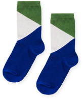 Hansel from Basel Tricolour Socks