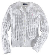 Ralph Lauren Little Girls 2T-6X Cardigan Sweater