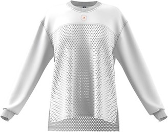 adidas by Stella McCartney Organic Cotton Long-Sleeve Top