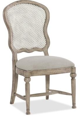 Hooker Furniture Boheme Upholstered Dining Chair (Set of 2