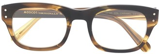 MOSCOT NYC Nebb square-frame glasses