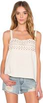 The Great Eyelet Cami