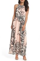 Eliza J Women's Chiffon Maxi Dress