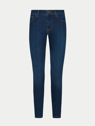 Tommy Hilfiger Curve Organic Cotton High Rise Skinny Fit Jean