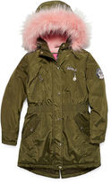 Weatherproof Girls Heavyweight Parka-Big Kid