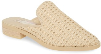Band of Gypsies Skipper Woven Loafer Mule
