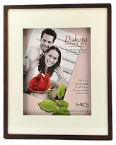MCS Dakota Shadow Box or Picture Frame 16 x 20 in/40 x 50cm with 11x14in/28 x 35cm Mat Opening