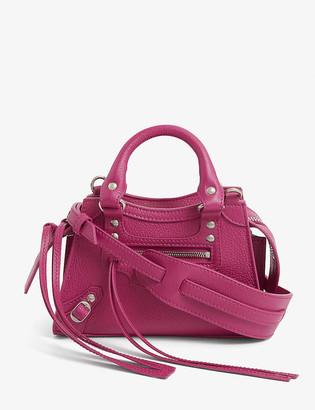 Balenciaga Neo Class City leather bag