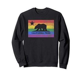 Well Worn California Pride Sweatshirt