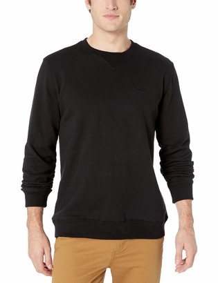 RVCA Men's Eddy Crew Neck Sweatshirt