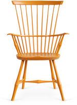 O&G Studio Wayland Highback Armchair, Turmeric