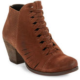 Free People Loveland Suede Ankle Boots