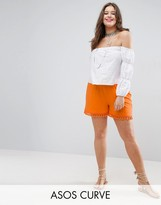 Asos Shorts with Tassle Hem