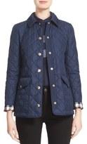 Burberry Women's Westbridge Quilted Jacket