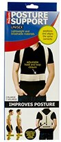 Bulk Buys Magnetic Unisex Posture Support Brace - 18 Pack