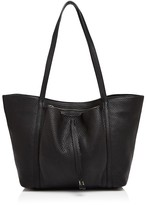 Etienne Aigner Ines Leather Tote