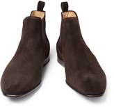 Paul Smith Falconer Suede Chelsea Boots
