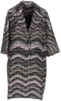 Diane von Furstenberg Overcoats - Item 41715975
