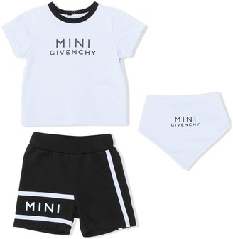 Givenchy Kids Two-Piece Logo Set