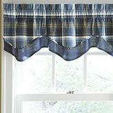 New! Linden Street® Double-layered Valance