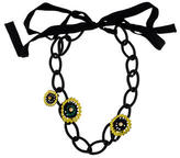 Marni Flower Chain Necklace