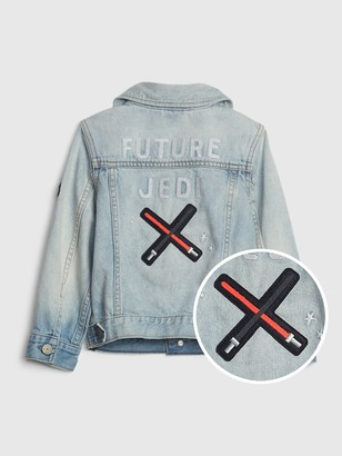 Gap babyGap | Star Wars Icon Denim Jacket