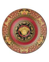 Versace Medusa Red Charger Plate