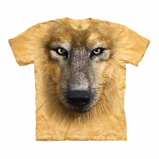 The Mountain Unisex-Adult's Wolf Face