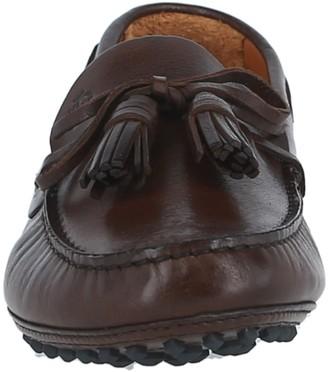Dunhill Tassel Moccasin Loafer