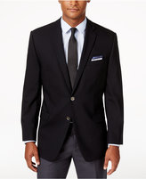 Calvin Klein Stretch Wool 2-Button Blazer