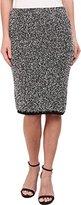 Calvin Klein Women's Midi Eyelash Skirt