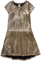 Crazy 8 Metallic Dress