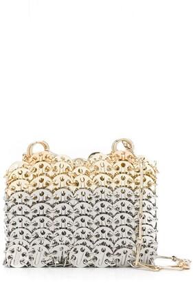 Paco Rabanne Metallic Mini Bag