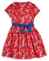 Petit Bateau Toddler's & Little Girl's Floral Dress