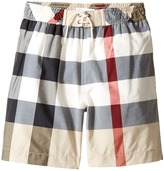Burberry Mini Jeffries Swim Trunk Boy's Swimwear