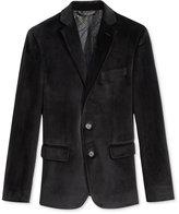 Lauren Ralph Lauren Velvet Suit Jacket, Husky Boys (8-20)