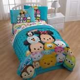 Tsum Tsum Stacks Reversible Twin/Full Comforter