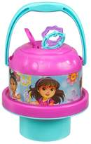 Little Kids Dora The Explorer No-Spill Bubble Bucket by