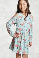 Forever 21 Girls Floral Dress (Kids)