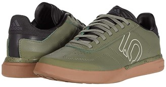 Five Ten Sleuth DLX PU (Grey Two/Legacy Green/Grey Two) Men's Shoes