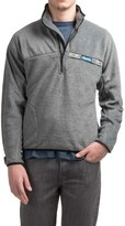 Kavu Throwshirt Fleece Pullover Shirt - Zip Neck (For Men)