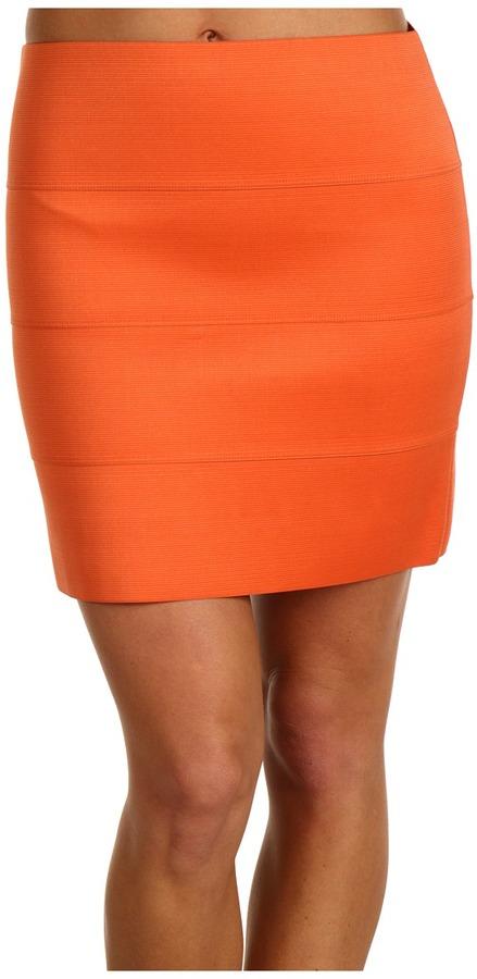 BB Dakota Lilianne Skirt (Tangerine) - Apparel