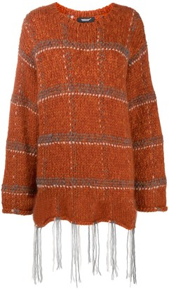 Undercover Chunky Knit Oversized Jumper