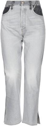 JEAN ATELIER Denim pants