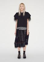 Kolor Full Colorblock Skirt