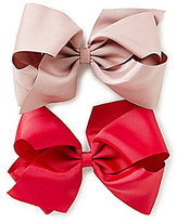 Copper Key Girls 2-Pack King Bows