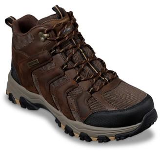Skechers Relaxed Fit Selmen Relodge Hiking Boot - Men's