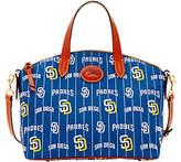 Dooney & Bourke MLB Nylon Padres Small Satchel
