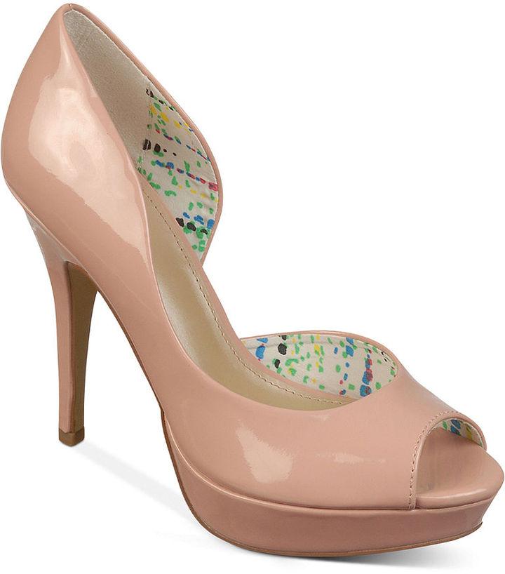 Fergie Fergalicious Shoes, Eileen Platform Pumps