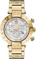 Versace Reve Chrono Collection VQZ080015 Men's Stainless Steel Quartz Watch